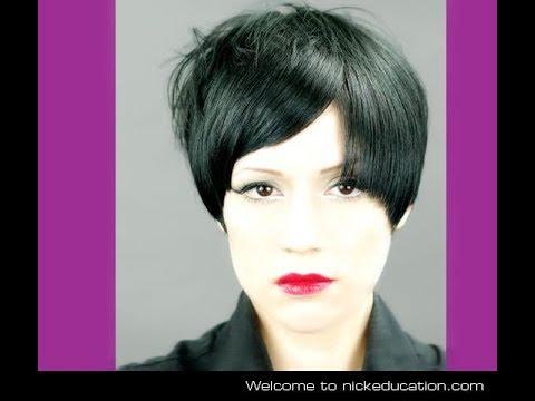 Nickeducation.com Online Hair Salon Education