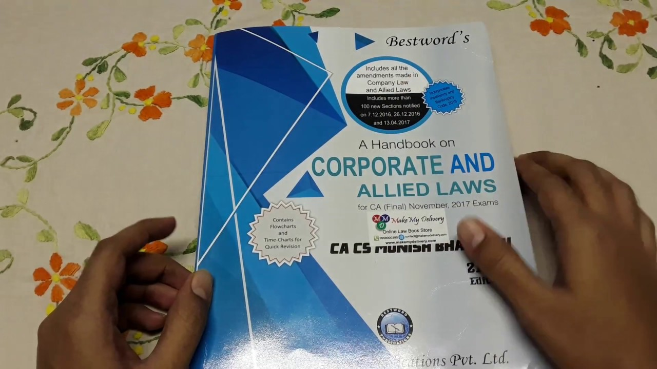 Final law book ca