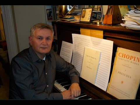 Emotional Aspect of Music - Interview with Marjan Mozetich