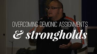 "Pete Garza - Testimony ""Demonic assignments & Gang Affiliations!"""