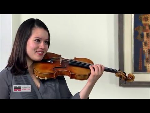 How to be more expressive in Bach - Violin Masterclass