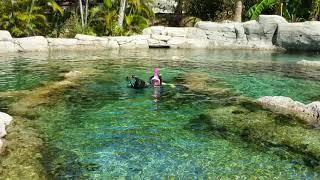 괌여행 PIC 인공수족관 스노우쿨링 체험