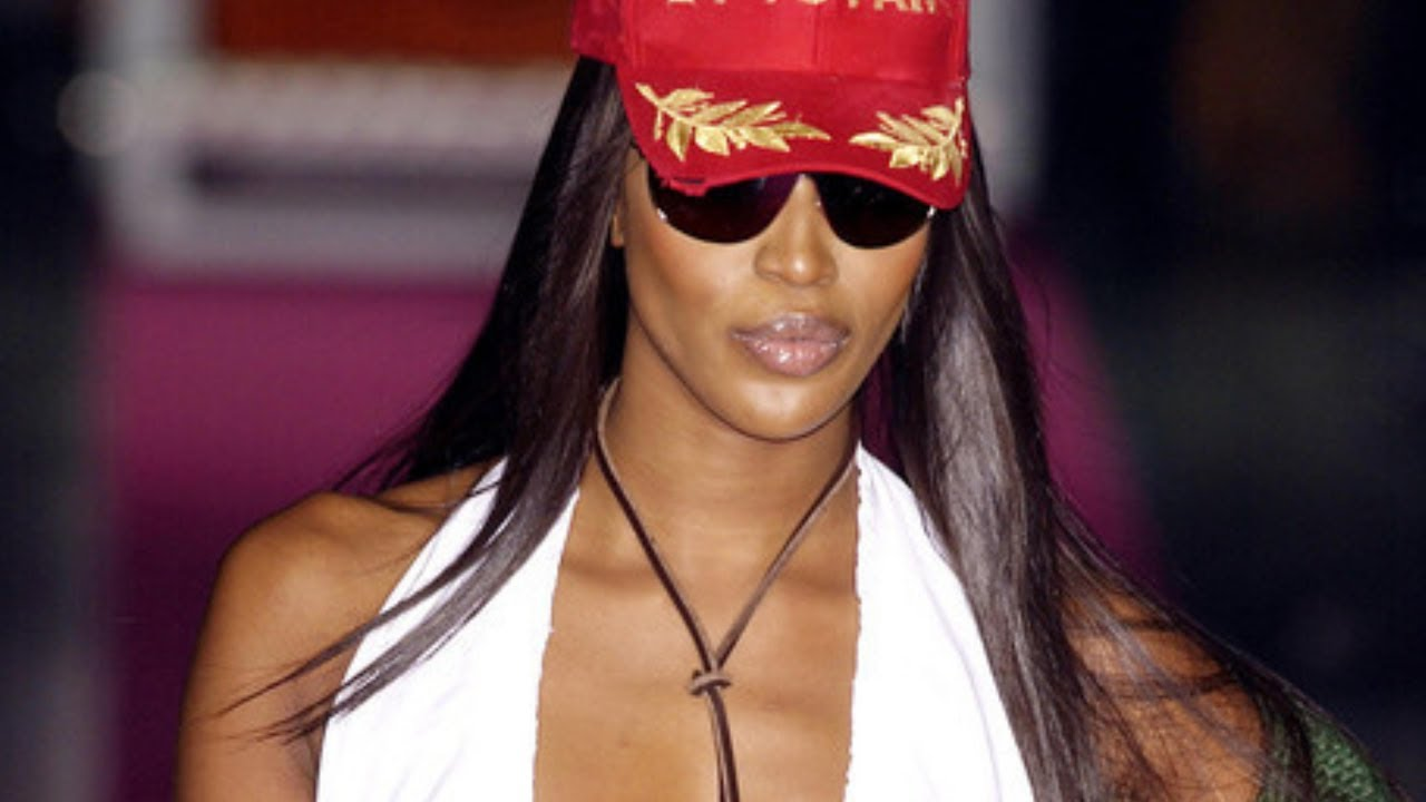 Naomi Campbell Dsquared Autumn 2003 Youtube