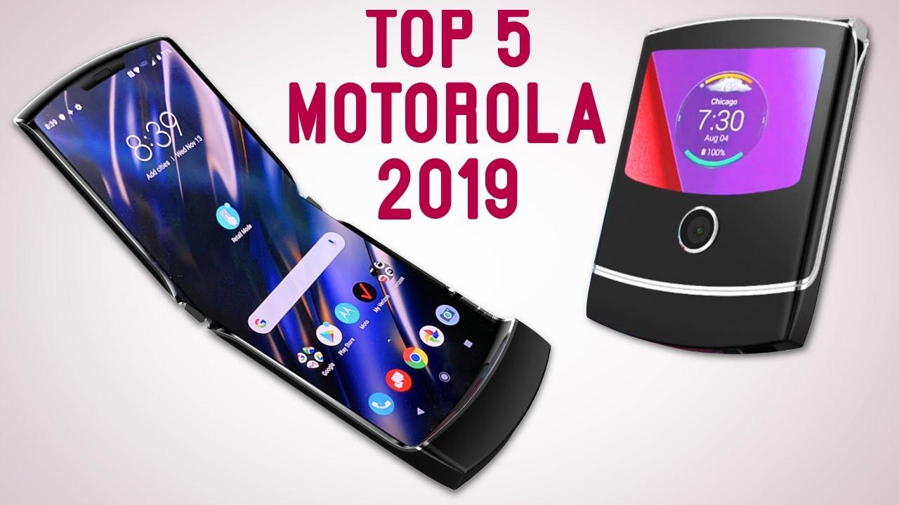 Top 5 Best Motorola New Smartphones 2019