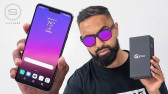 LG G7 ThinQ UNBOXING