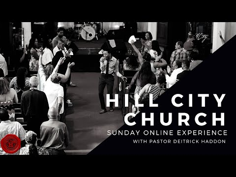 Hill City Church Christmas Eve Worship Service with Pastor Deitrick Haddon