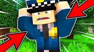 Minecraft GLINIARZE - ZOSTAŁEM POLICJANTEM! #1