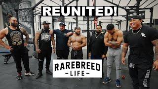 Reunited With The OG Squad