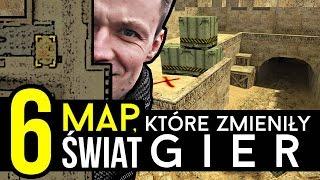 6 map z multi, które na zawsze zmieniły świat gier