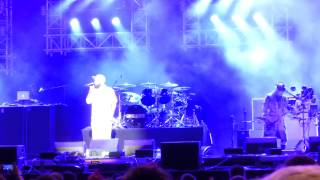 Limp Bizkit - My Way/Covers Medley/Break Stuff  - live @ Rock the Ring, Hinwil 19.6.15