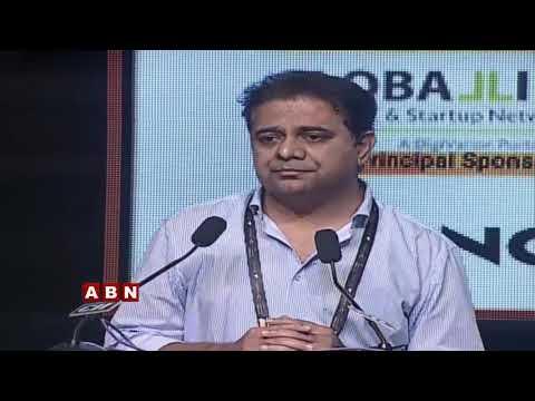 Telangana IT Minister KTR Speech at Telangana Industry Awards 2019 | ABN Telugu