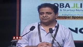Telangana IT Minister KTR Speech at Telangana Industry Awards 2019