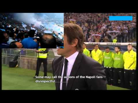 SSC Napoli fined 20000 euros for fans behaviour (jeering & firecrackers)