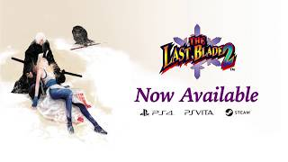 THE LAST BLADE 2–Trailer [ENGLISH]