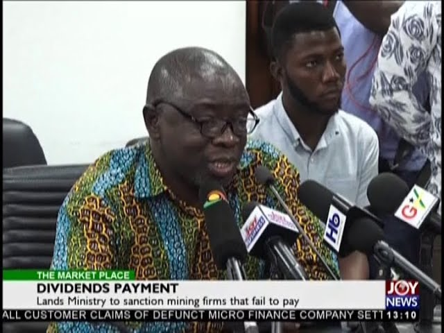 The Market Place on JoyNews (16-11-18)
