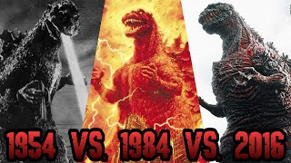 An Analysis of Godzilla's Solo Films: GOJIRA vs. RETURN OF GODZILLA vs. SHIN GODZILLA