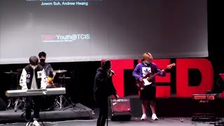 Something Just Like This | IDK TBH (Band) | TEDxYouth@TCIS