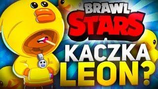 LEON KACZKA  NOWY SKIN  BRAWL STARS POLSKA  (odc.99)
