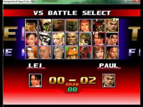 Tekken 3 Online Gameplay Youtube