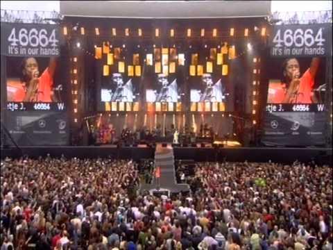 Emma [Live at Mandela's Birthday in Hyde Park, London] - Emmanuel Jal [MwapiTV]