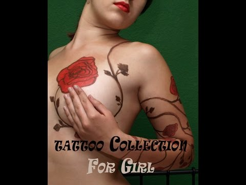 MOST AMAZING TATTOOS- FOR GIRL ❤❤❤