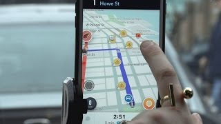 Avoid traffic jams with Waze | GetConnected