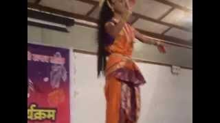 Classical Bharatnatyam Dance On Omkara Abhinaya