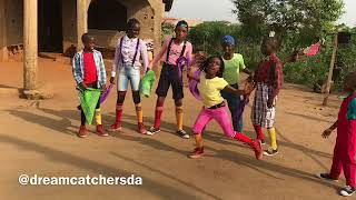 Ikorodu Kids Killed This Shaku Shaku Dance Moves - Ikorodu Talented Kids ( Dream Catchers)