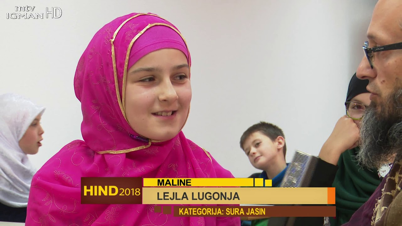5 .TAKMIČENJE U UČENJU KUR'ANA HIND 2018. - 11. dio - MTV IGMAN