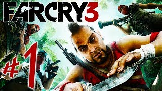 FAR CRY 3 - Parte 1: O Inferno de Jason Brody!!!! [ PC - Playthrough ]