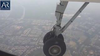Flight Landing Live Video at Indira Gandhi International Airport New Delhi | AR Entertainments