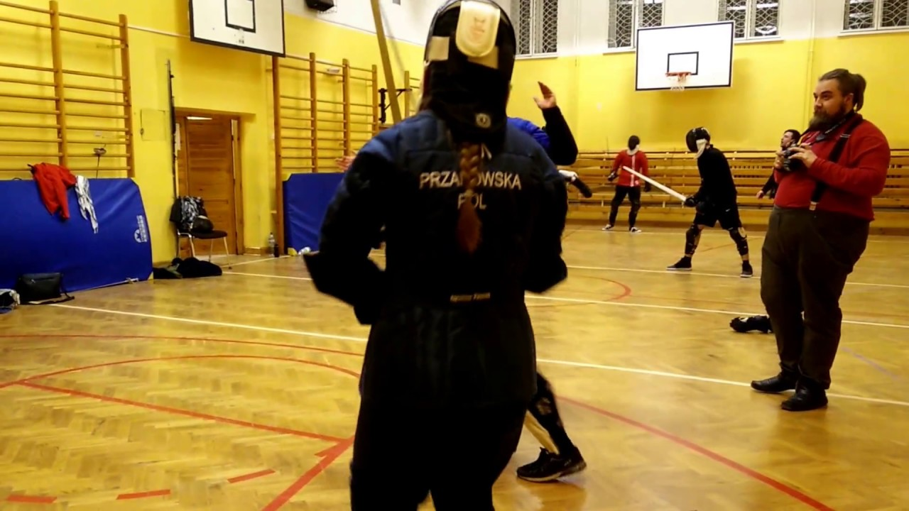neyman fencing academy jonathan burke vs magda przanowska youtube