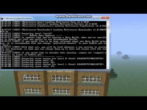 how to find minecraft server folder