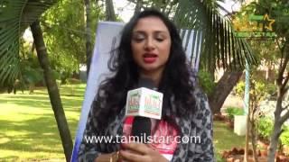 Suhasini At Maiyam Movie Press Meet