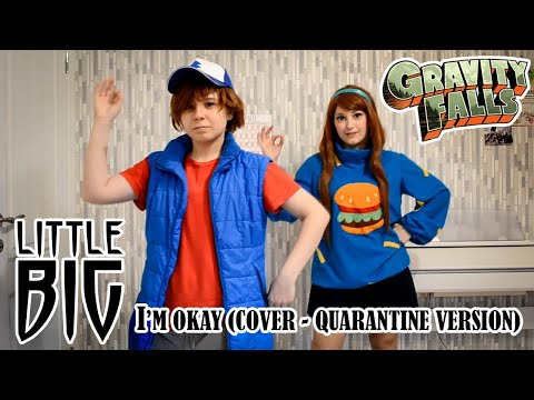 LIittle Big - I`m OK (cover) | Quarantine Version