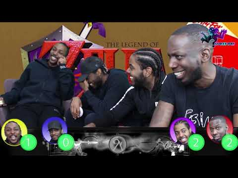 #GuessDat Video Game Theme Episode 2 Part 1 Ft Blay Vision, JME & Lay Z