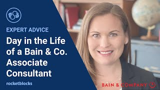 A day in the life of a Bain Associate Consultant: 5 key insights