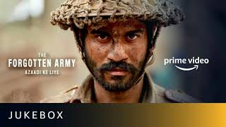 Tu mera Chain hain Aye mere Watan Title song || The forgotten Army || Amazon prime Original(Sad)