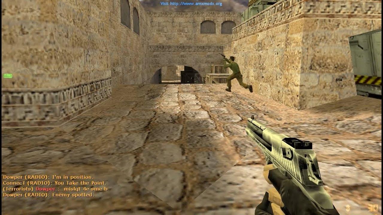 CS 1 6 - 2v2 Tournament on de_dust2 #3