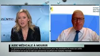Changements à la Loi sur l'aide médicale à mourir