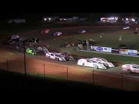Modified A Main at Bloomington Speedway 6-16-17