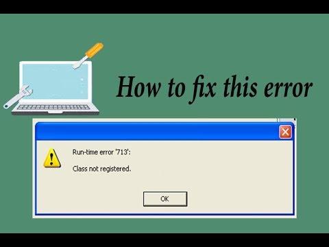 class not registered msstdfmt dll windows 7 64 bit