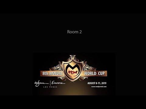 8th Annual Maf Club World Cup 2019. Room 2 Game 2