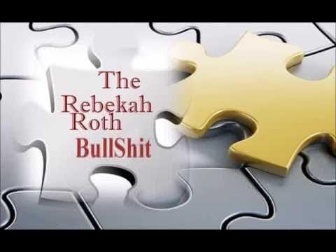 SGTreport  BOMBSHELL: METHODICAL DECEPTION -- Rebekah Roth