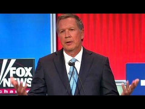 Kasich Defends Stance On Same-sex Marriage | Fox News Republican Debate