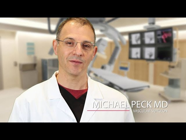 Dr. Peck discusses early vascular disease detection
