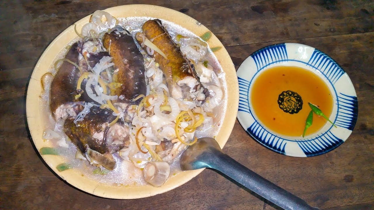 Canh chua lươn nấu cơm mẻ [Miền Tây TV]