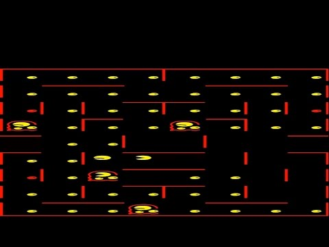 COLECO HANDHELD TABLETOP PACMAN REVISION 28 PAC MAN COLECO REVISION 29 IN MESS EMULATOR