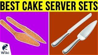 10 Best Cake Server Sets 2019