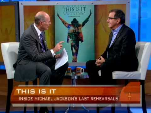 "Michael Jackson's ""This Is It"""